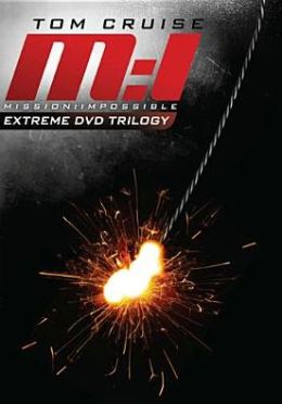 Mission: Impossible - Extreme Dvd Trilogy