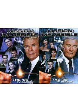 Mission: Impossible - the '88 and '89 Tv Seasons