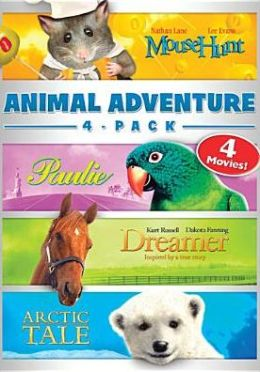 Animal Adventure 4-Pack