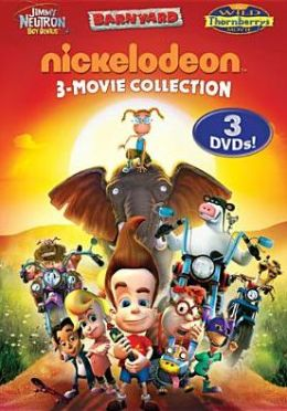 Nickelodeon 3-Movie Collection