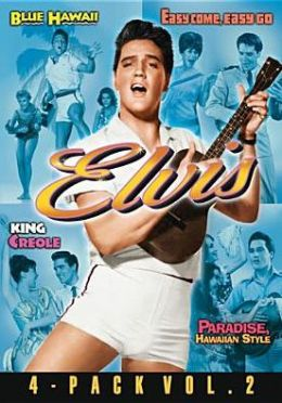 Elvis 4-Pack, Vol. 2