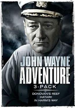 John Wayne Adventure 3-Pack