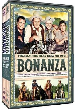 Bonanza: the Official Third Season, Vols. 1 & 2