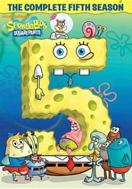 Spongebob Squarepants: Complete Fifth Season