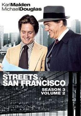 Streets of San Francisco: Season 3, Vol. 2