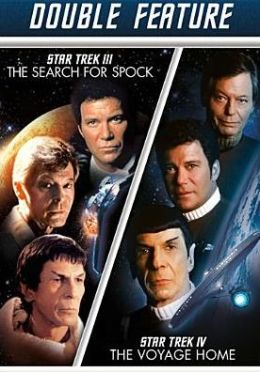 Star Trek Iii: the Search for Spock/Star Trek Iv: the Voyage Home