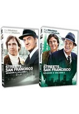 Streets of San Francisco: Season Five