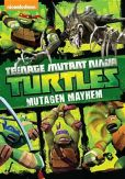 Video/DVD. Title: Teenage Mutant Ninja Turtles: Mutagen Mayhem