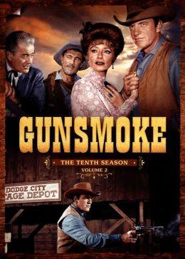 Gunsmoke: The Tenth Season - Vol Two
