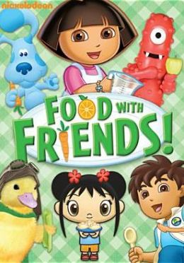 Nickelodeon Favorites: Food with Friends!