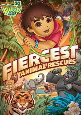 Fiercest Animal Rescues