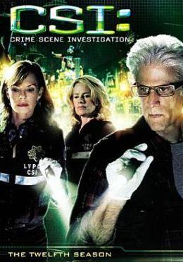 Csi: Crime Scene Investigation - the Twelfth Season