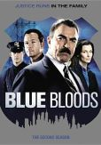 Video/DVD. Title: Blue Bloods: the Second Season