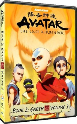 Avatar the Last Airbender - Book 2, Vol. 3 - Earth
