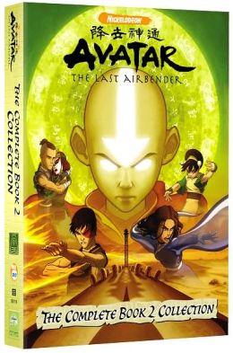 Avatar the Last Airbender - The Complete Book 2 Collection