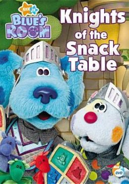 Blue's Clues: Blue's Room - Knights Of The Snack
