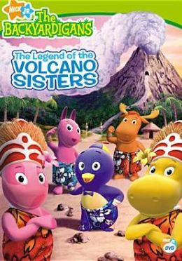 Backyardigans: The Legend Of The Volcano Sisters