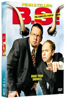 Penn & Teller Bullsh*t! - The Complete Fourth Season