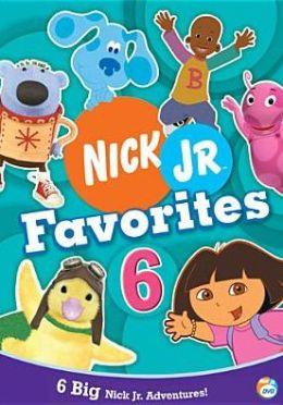 Nick Jr. Favorites, Vol. 6