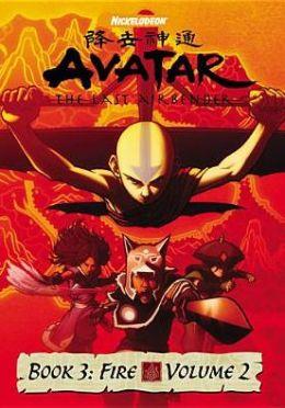 Avatar - the Last Airbender: Book 3 - Fire, Vol., 2