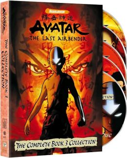 Avatar the Last Airbender - The Complete Book 3 Collection