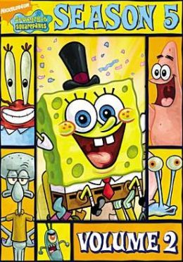 Spongebob Squarepants - Season 5, Vol. 2