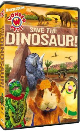 WonderPets! - Save The Dinosaur