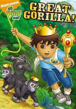 Go Diego Go! Great Gorilla!