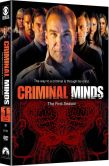 Video/DVD. Title: Criminal Minds: the Complete First Season