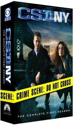 CSI NY - The Complete First Season