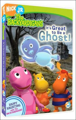 Backyardigans - It's Great to Be a Ghost