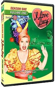 I Love Lucy: Season 1, Vol. 1