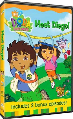 Dora the Explorer: Meet Diego