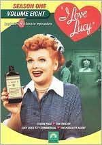 I Love Lucy: Season 1, Vol. 8