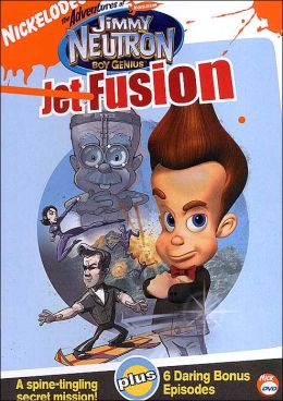 Adventures of Jimmy Neutron, Boy Genius: Jet Fusion