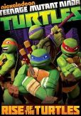 Video/DVD. Title: Teenage Mutant Ninja Turtles: Rise Of The Turtles
