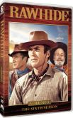 Video/DVD. Title: Rawhide: The Sixth Season Volume 1