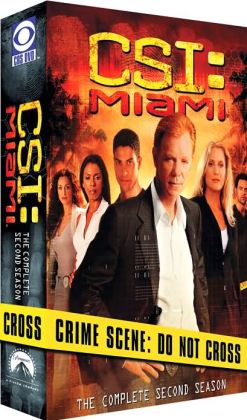 CSI Miami - The Complete Second Season