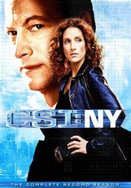 Csi: Ny - the Complete Second Season