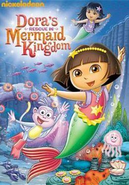 Dora's Rescue In The Mermaid Kingdom