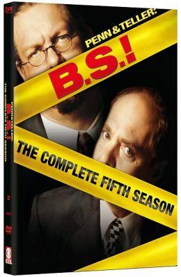 Penn & Teller: Bullshit! - the Complete Fifth Season