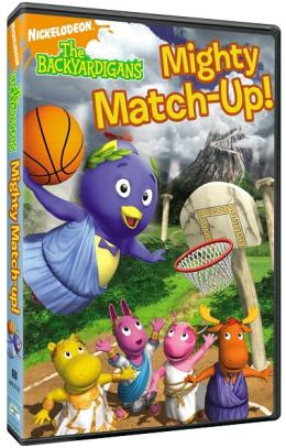The Backyardigans - Mighty Match-Up