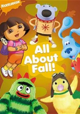 Nickelodeon - All About Fall