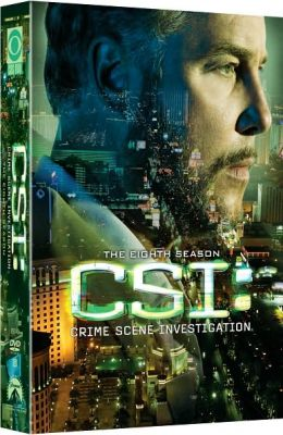 CSI Crime Scene Investigation - Season 8