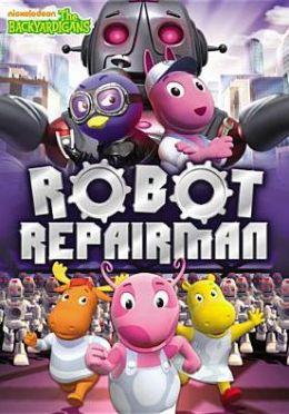 Backyardigans: Robot Repairman