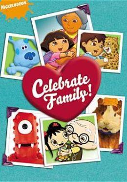 Nickelodeon: Celebreate Family / (Full)
