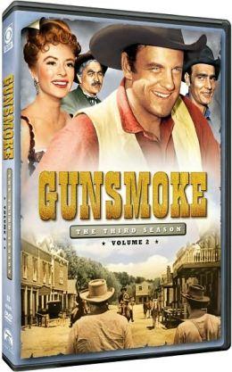 Gunsmoke - Season 3, Vol. 2