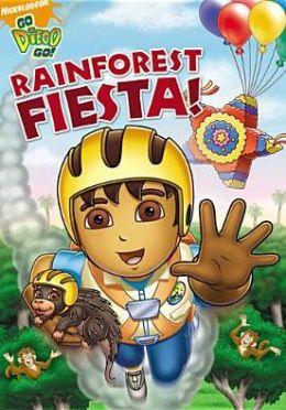 Go Diego Go! - Rainforest Fiesta