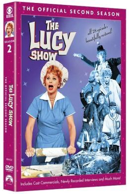 Lucy Show - The Official Second Season