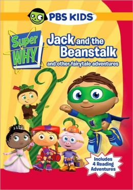 Super Why - Jack and the Beanstalk  and other Fairytale Adventures